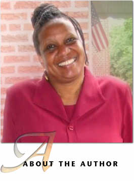 About the Author and Portrait of Rolanda T. Pyle