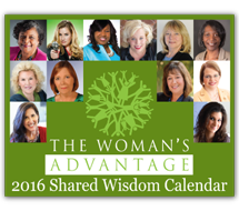 Woman's Advantage Calendar 2016